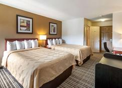 Quality Inn - Harpers Ferry - Bedroom
