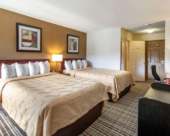 Quality Inn - Harpers Ferry - Bedroom
