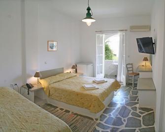 Vidalis Hotel - Kionia - Bedroom