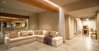 Hotel Tunqueley - San Martín de los Andes - Living room
