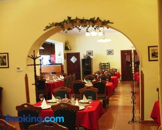 Hotel Rákóczi - Sárospatak - Restaurant