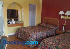 Slumber Motel - Merced - Bedroom