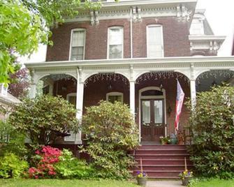 Hillard House Inn - Wilkes-Barre - Gebouw