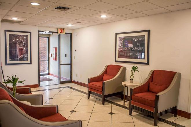 Comfort Inn Research Triangle Park - Durham - Lobby