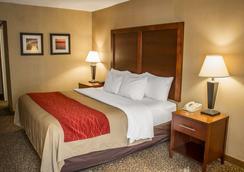Comfort Inn Research Triangle Park - Durham - Bedroom
