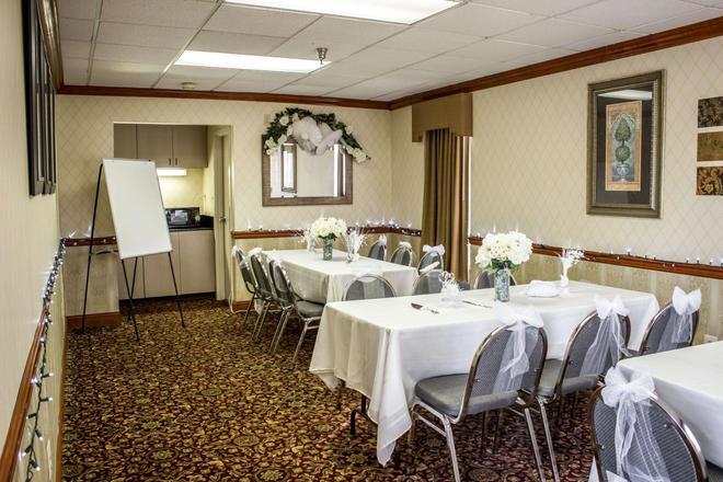 Comfort Inn Research Triangle Park - Durham - Restaurant