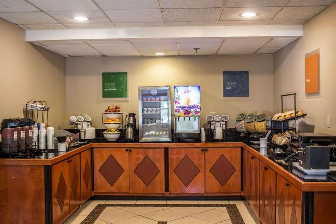 三角研究園凱富酒店 - 德罕 - 達拉姆 - 自助餐