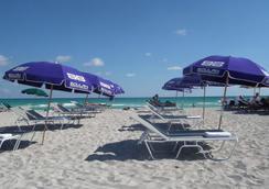 博蘭南灘酒店 - 邁阿密海灘 - 邁阿密海灘 - 海灘