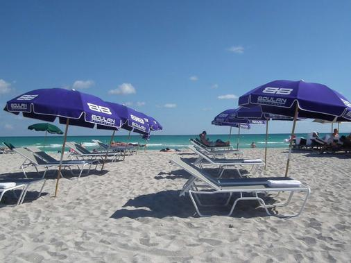 Boulan South Beach - Μαϊάμι Μπιτς - Παραλία