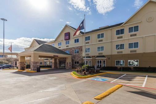 Comfort Suites North Dallas - Dallas - Building