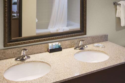 Wyndham Garden Grand Rapids Airport - Grand Rapids - Phòng tắm