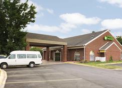 Wyndham Garden Grand Rapids Airport - Grand Rapids - Rakennus