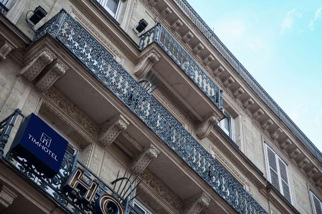 Timhotel Paris Gare Du Nord - París - Edificio