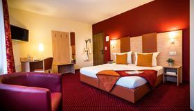 呂德斯海姆萊因酒店 - 萊因河畔呂德斯海姆 - 羅德斯海姆 - 臥室