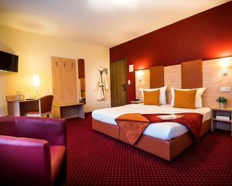 Rheinhotel Rüdesheim - Rüdesheim am Rhein - Bedroom