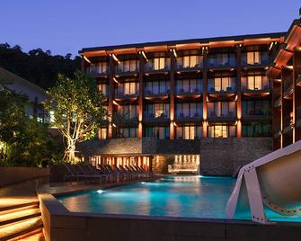 KC Grande Resort & Spa - Ko Chang - Rakennus