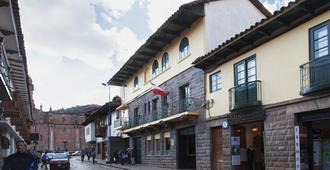 Casa Andina Standard Cusco Catedral - Cuzco - Gebouw