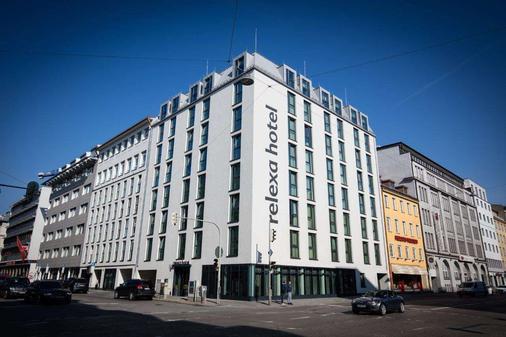 Relexa Hotel München - Μόναχο - Κτίριο