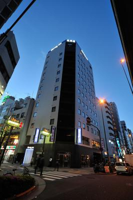 Dormy Inn Ueno Okachimachi Hot Spring - Tokio - Näkymät ulkona