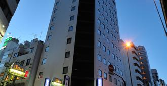 Dormy Inn Ueno Okachimachi Hot Spring - Tokio - Vista del exterior