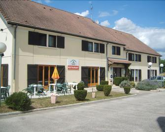 Hotel Restaurant le Pressoir - Appoigny - Edificio