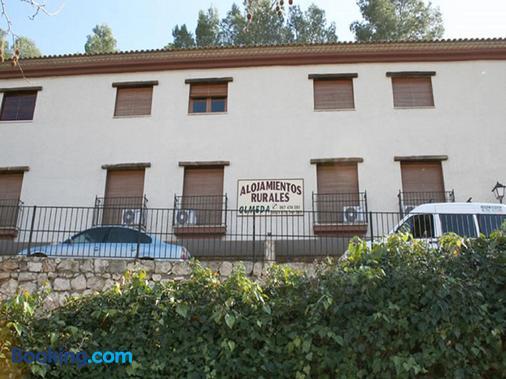 Casas Rurales Olmeda - Alcalá del Júcar - Building