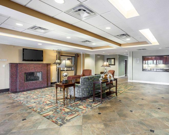 Quality Inn Donaldsonville - Donaldsonville - Lobby