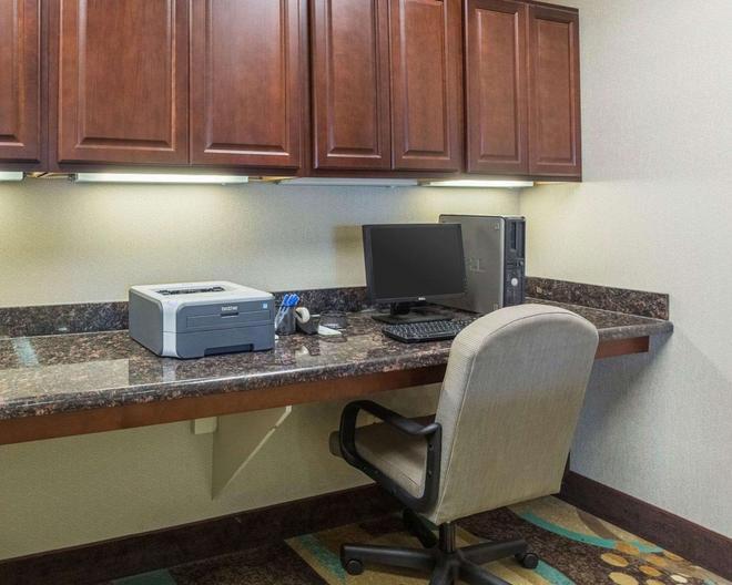 Quality Inn Donaldsonville - Donaldsonville - Business Center