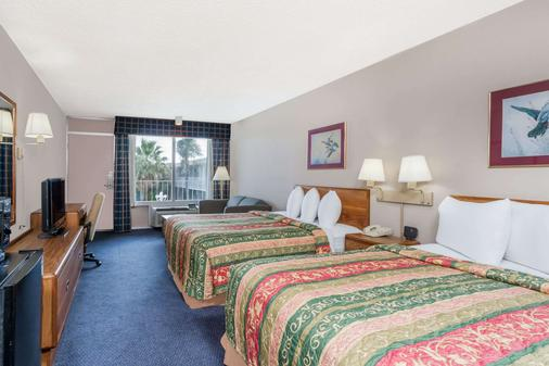 Days Inn by Wyndham Seguin TX - Seguin - Bedroom
