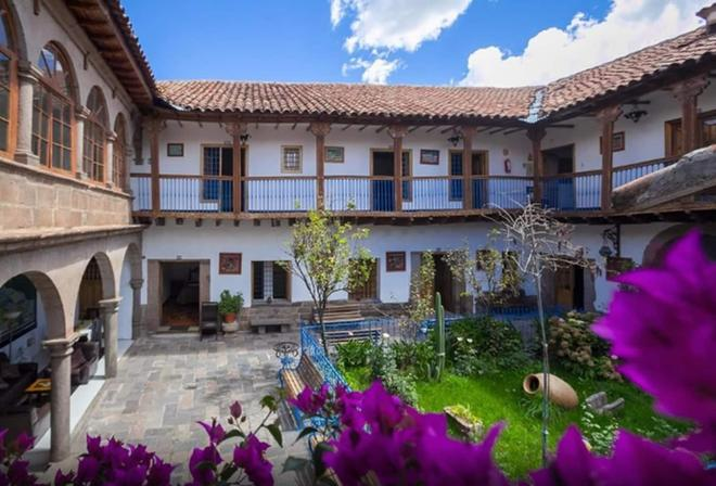 Monasterio de Q'era - Cusco - Building