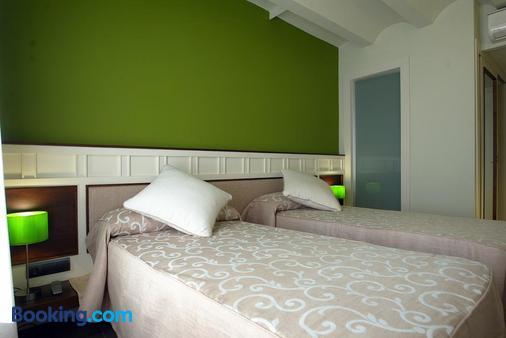 Hotel La Fonda Moreno - Morella - Bedroom