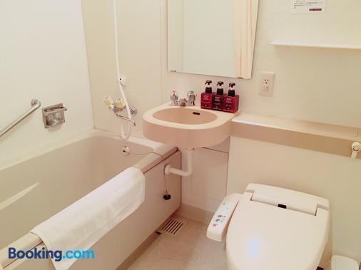 大分Regal飯店 - 大分 - 浴室