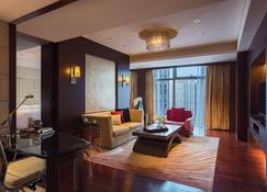 Renaissance Shanghai Putuo Hotel - Shanghai - Living room