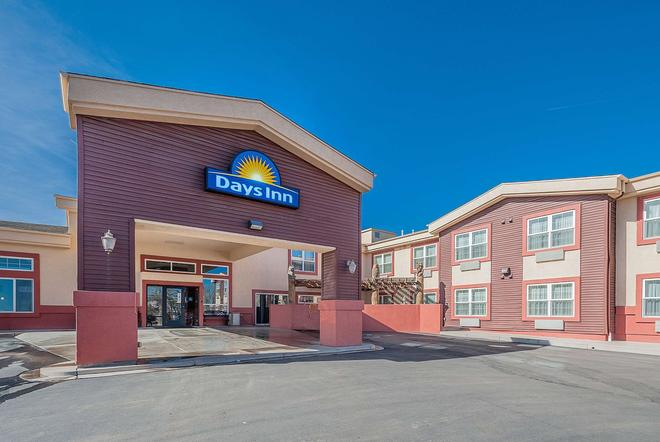 Days Inn by Wyndham Manitou Springs - Manitou Springs - Building