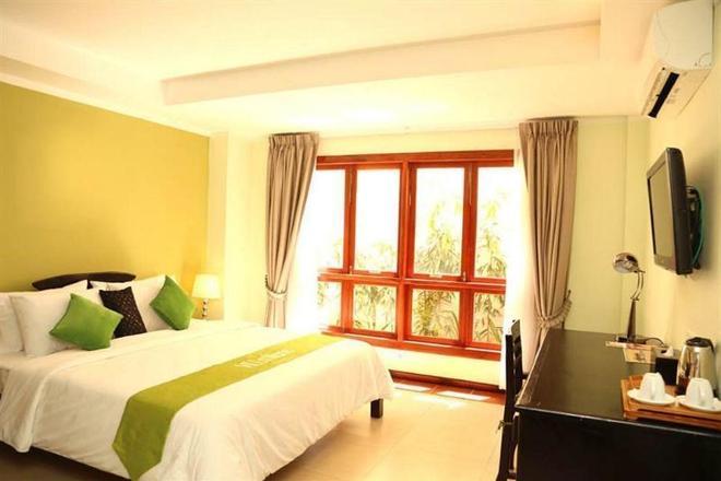 Villa Cambell Hotel & Cafe - Nom Pen - Habitación