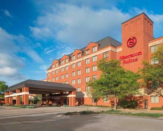 Sheraton Suites Akron Cuyahoga Falls - Cuyahoga Falls - Building