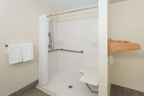 墨爾本戴斯酒店 - 墨爾本 - 墨爾本 - 浴室