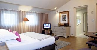 Le Prieure - Villeneuve-lès-Avignon - Schlafzimmer