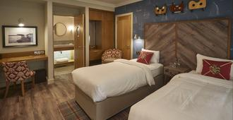 The Boathouse & Riverside Rooms - Chester - Bedroom
