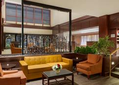 Embassy Suites by Hilton Boston Waltham - Waltham - Lounge