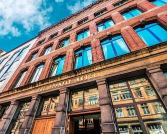 The Shankly Hotel - Ліверпуль - Building
