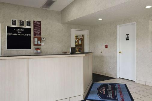 Howard Johnson by Wyndham Flagstaff I-40 East Lucky Lane - Flagstaff - Vastaanotto