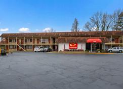 Econo Lodge Historic Area - Уильямсбург - Здание