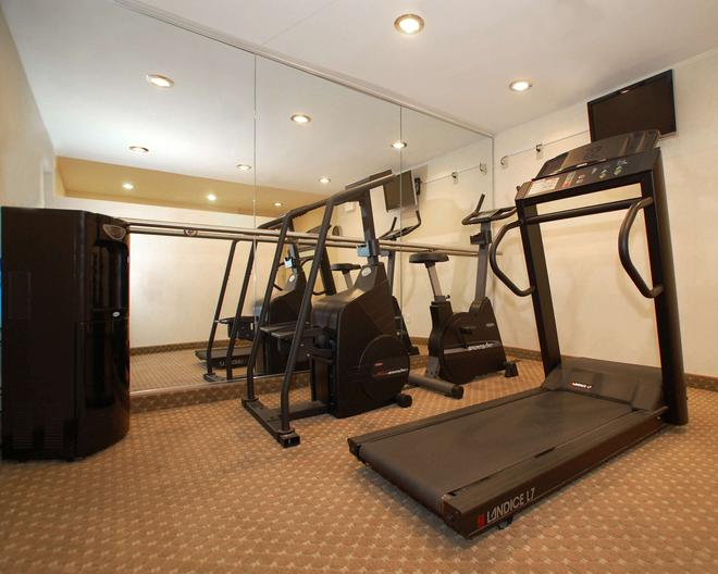Red Lion Inn & Suites Long Island City - Queens - Gym
