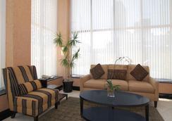Red Lion Inn & Suites Long Island City - Queens - Oleskelutila