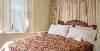 โรงแรมแกรนด์รีเจนซี - ชิงเต่า - ห้องนอน