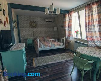 Dragomir Apartments - Cherkassy - Bedroom
