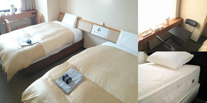Hotel Furukawa Hills - Osaki - Bedroom