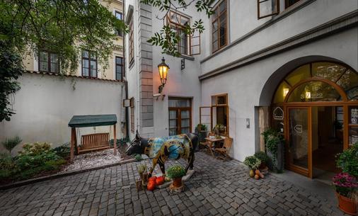 3 Epoques - Πράγα - Κτίριο