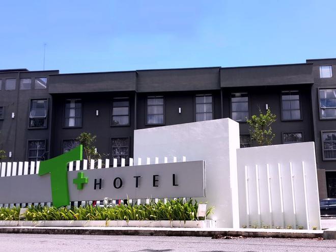 T+ Hotel Sungai Korok - Alor Setar - Building